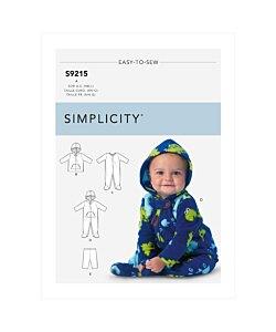 Simplicity 9215
