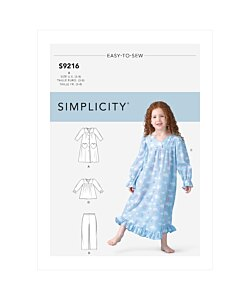 Simplicity 9216