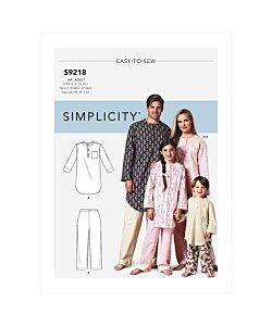Simplicity 9218