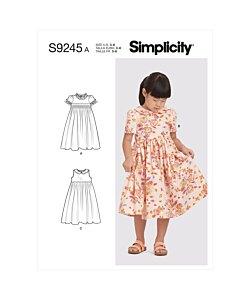 Simplicity 9245