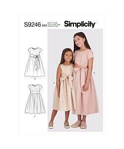 Simplicity 9246