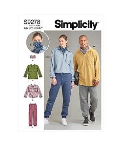 Simplicity 9278