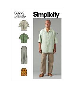 Simplicity 9279