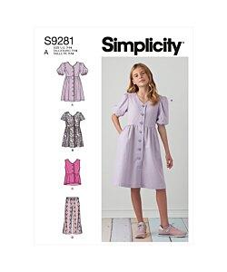 Simplicity 9281