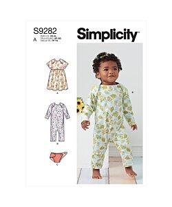 Simplicity 9282
