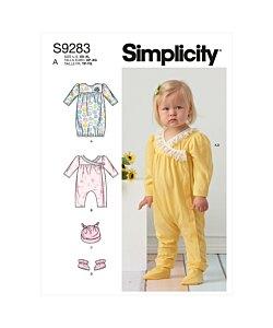 Simplicity 9283