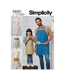 Simplicity 9301