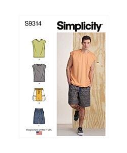 Simplicity 9314