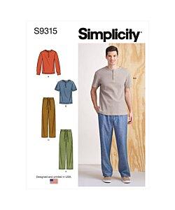 Simplicity 9315