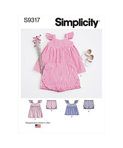 Simplicity 9317