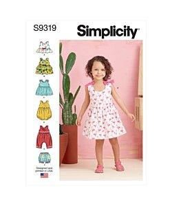 Simplicity 9319