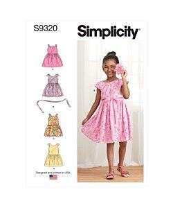 Simplicity 9320