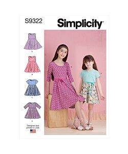 Simplicity 9322
