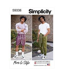 Simplicity 9338