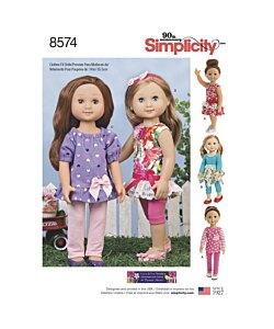 Simplicity 8574
