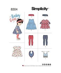 Simplicity 8304