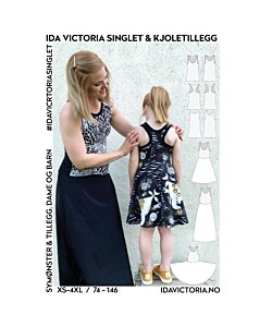 Ida Victoria Singlet och kjoletillägg