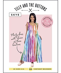 Tilly and the Buttons Skye sundress