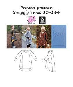 Made by Runi Snuggly tunic barn