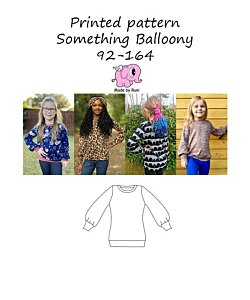 Made by Runi Something Balloony barn