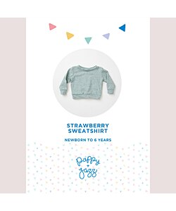 Sew Over It Strawberry sweatshirt