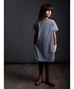 Avid Seamstress The raglan dress kids