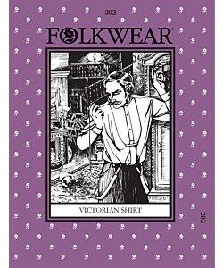 Folkwear 202 Victorian shirt