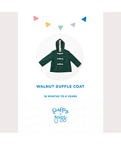 Sew Over It Walnut Duffle Coat