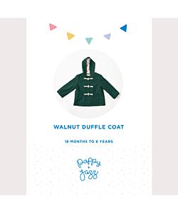 Sew Over It Walnut Duffle Coat
