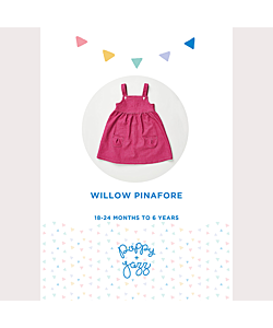 Sew Over It Willow pinafore