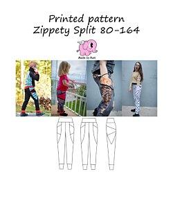 Made by Runi  Zippety Split barn