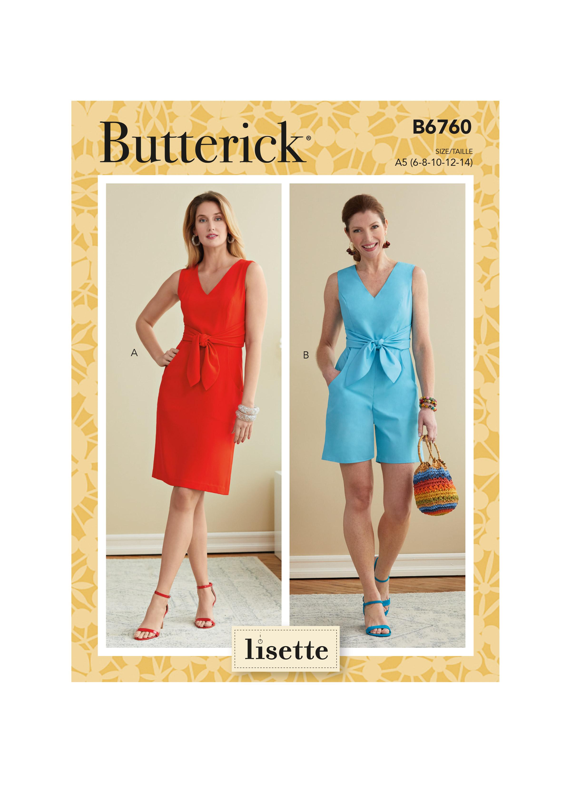 Butterick ny kollektion