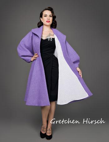 Designer Gretchen Hirsch