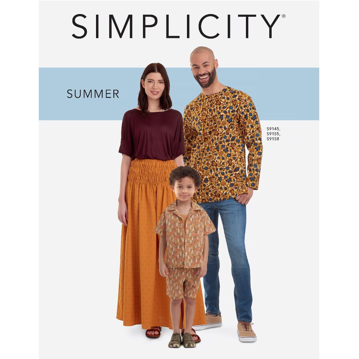 Simplicity sommar