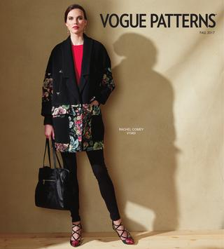 Vogue Patterns fall 2017