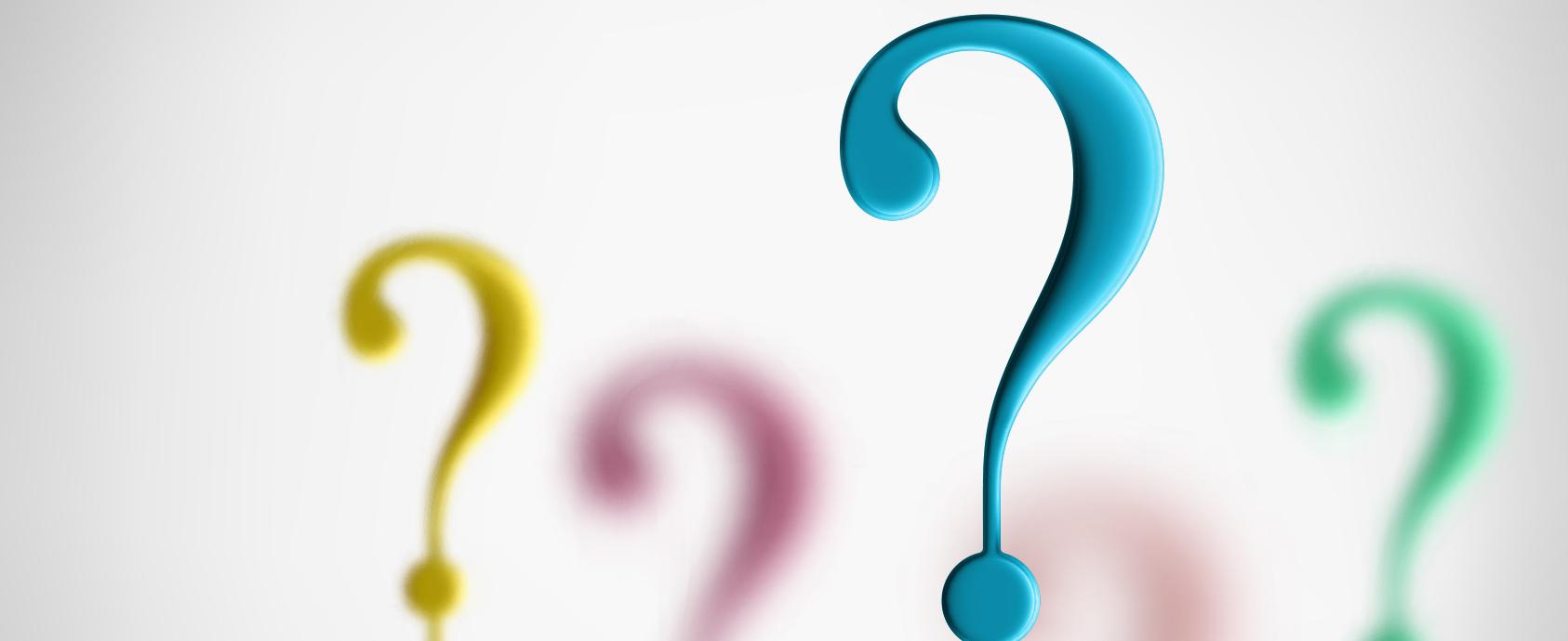 FAQ vanliga frågor