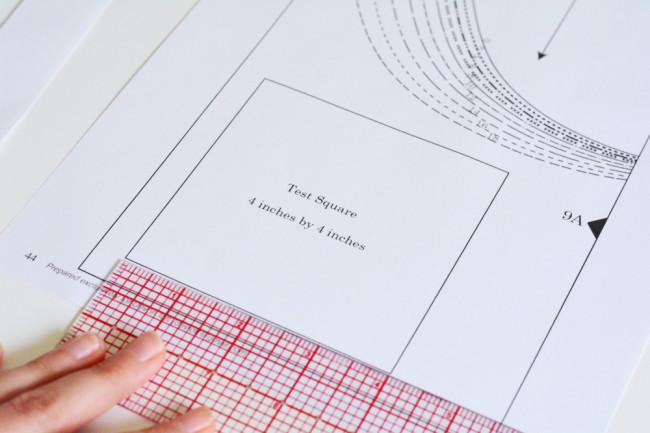 PDF-mönster