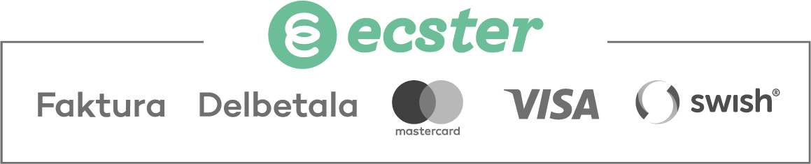 ecster badge