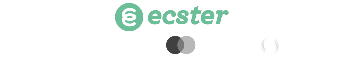 ecster badge