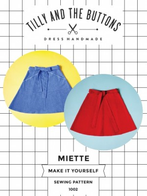 Tilly & the Buttons Miette